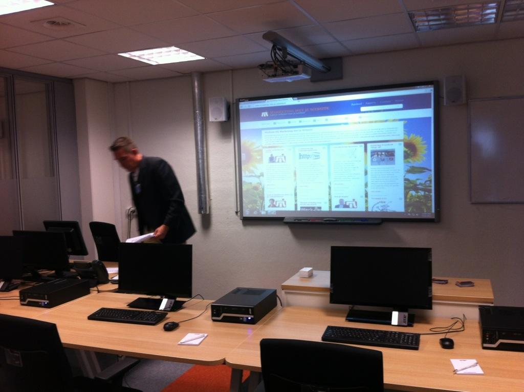 Workshops van Webtail