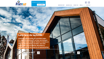 Kienia Website