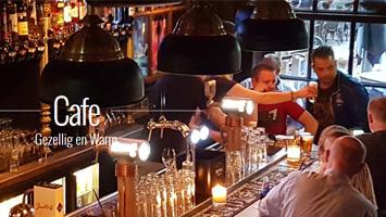 Website voor cafe