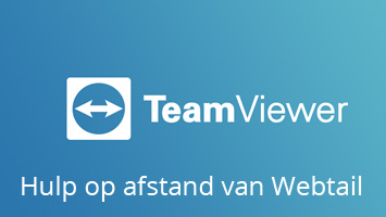 Wordpress Webtail hulp op afstand