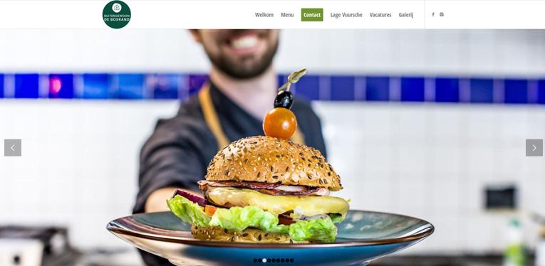 Hamburger Tekst